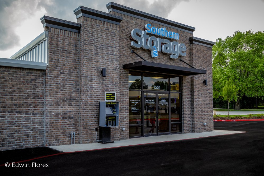 Southern Storage: 1551 Main Dr, Fayetteville, AR