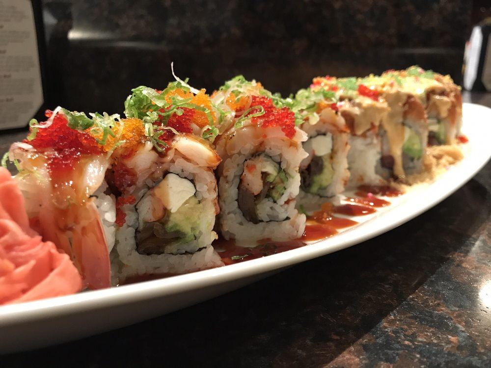 Food from Matsu Ya Sushi & Grill