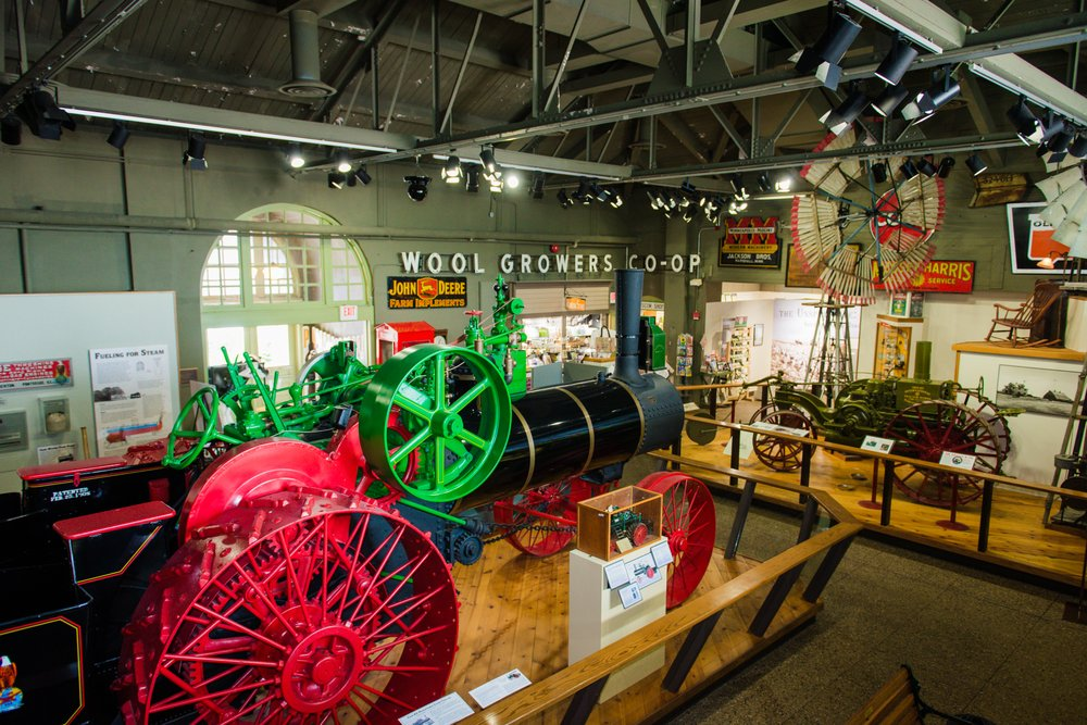 Social Spots from South Dakota Agricultural Heritage Museum
