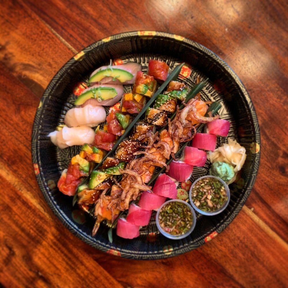 MAKS Asian Kitchen & Sushi: 13650 Fiddlesticks Blvd, Fort Myers, FL