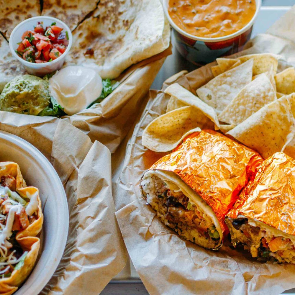 QDOBA Mexican Eats: 1701 3rd Ave W, Dickinson, ND