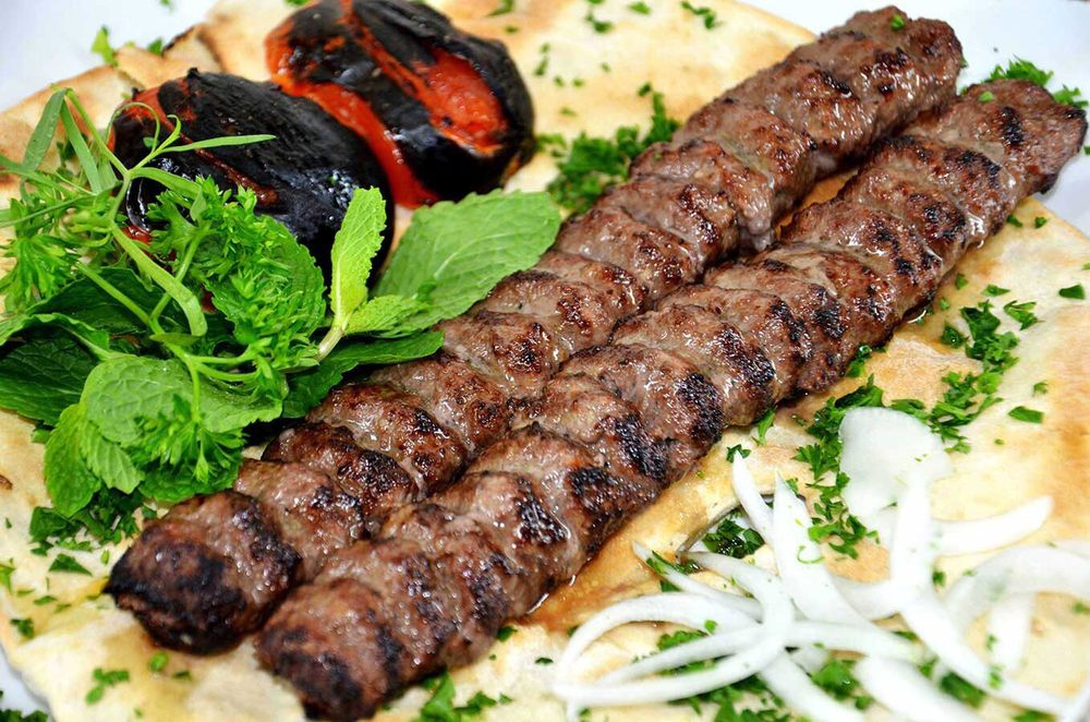 how to make ground beef kebab
