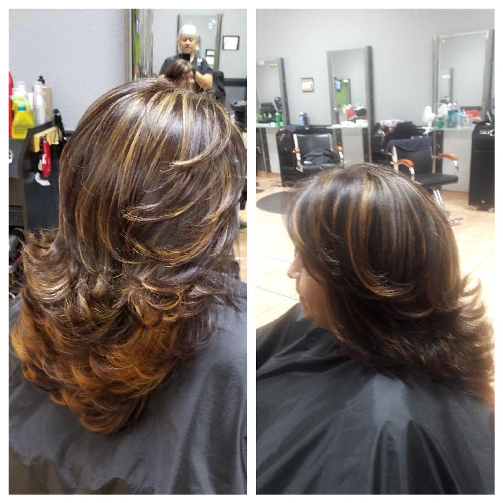 Sirenas Unisex Beauty Salon: 2074 E Osceola Pkwy, Kissimmee, FL