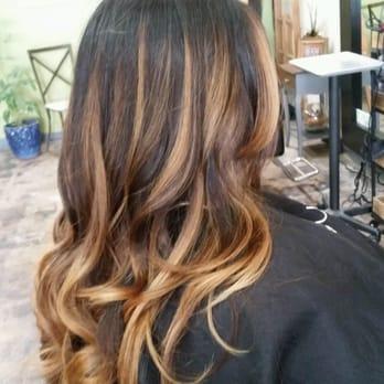 Biolage Hair Color Technique Coloring Methods Dark Brown Hairs