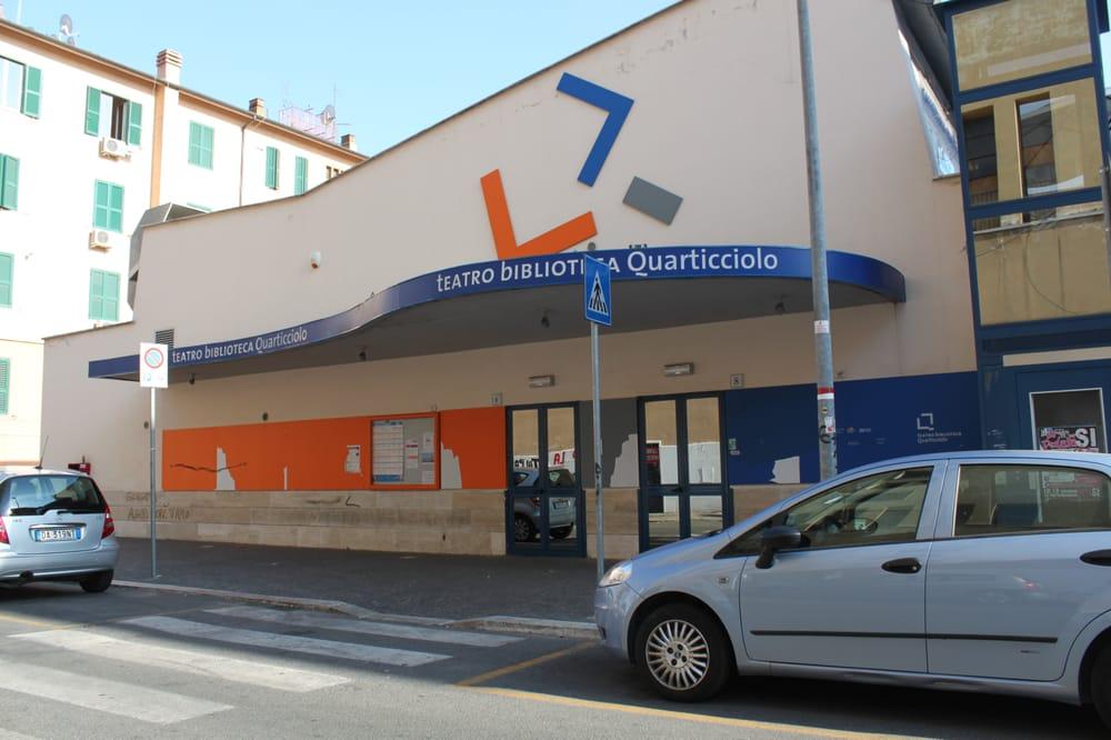 Teatro Biblioteca Quarticciolo