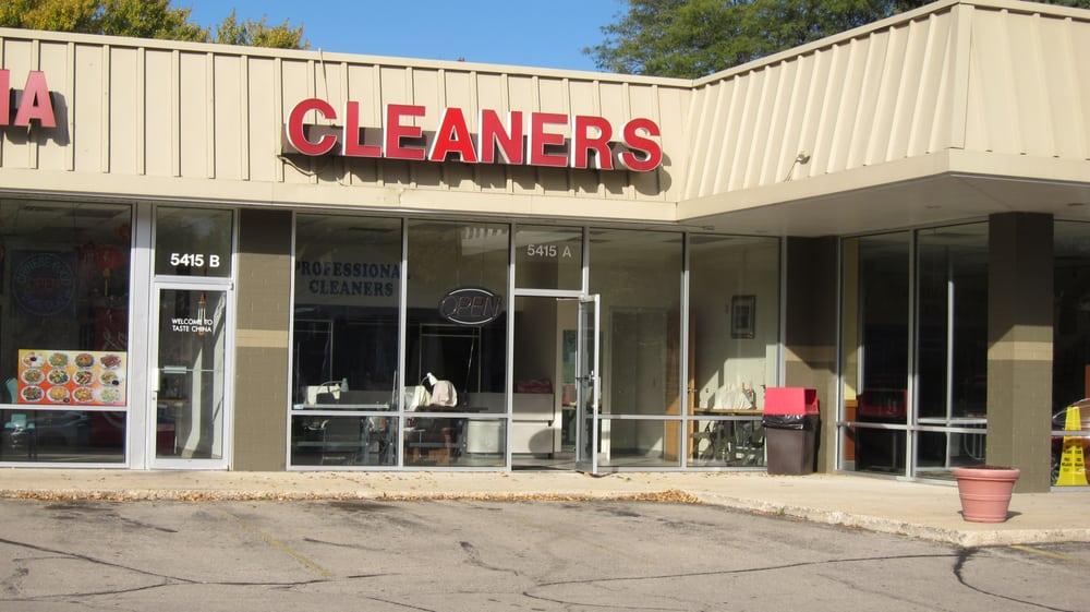 Professional Cleaners: 5415 Monona Dr, Monona, WI