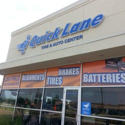 Photo Of Quick Lane Tire Auto Center Plainfield Il United States