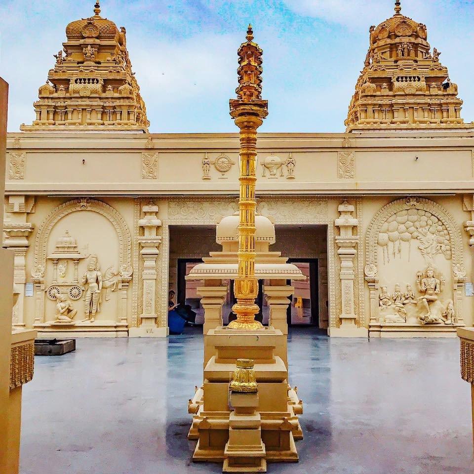 Hindu Temple of Southwest Florida: 12552 Plantation Rd, Fort Myers, FL