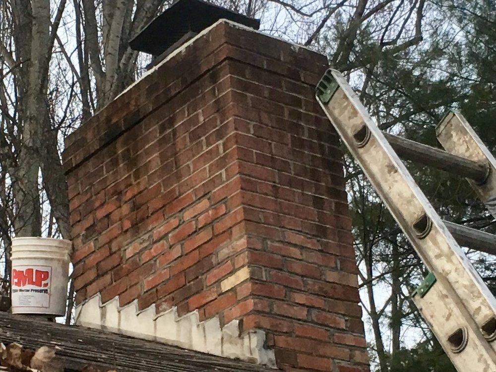 B Clean Chimney Sweep And Repair Chimney Sweeps 8224