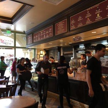 Cafe Leone Tivoli Village Menu
