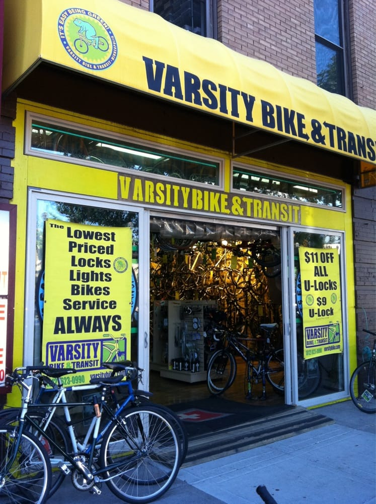 Bike Stores Mn : Varsity bike shop reviews fietsen th st se