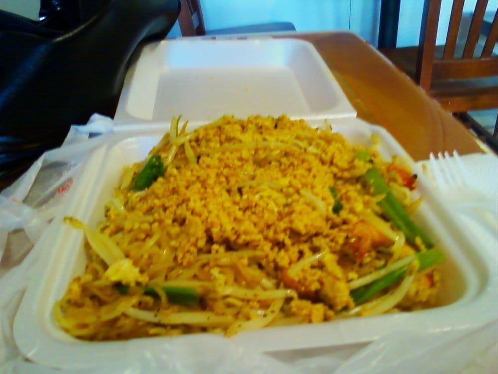 Thai Food La Jolla Utc