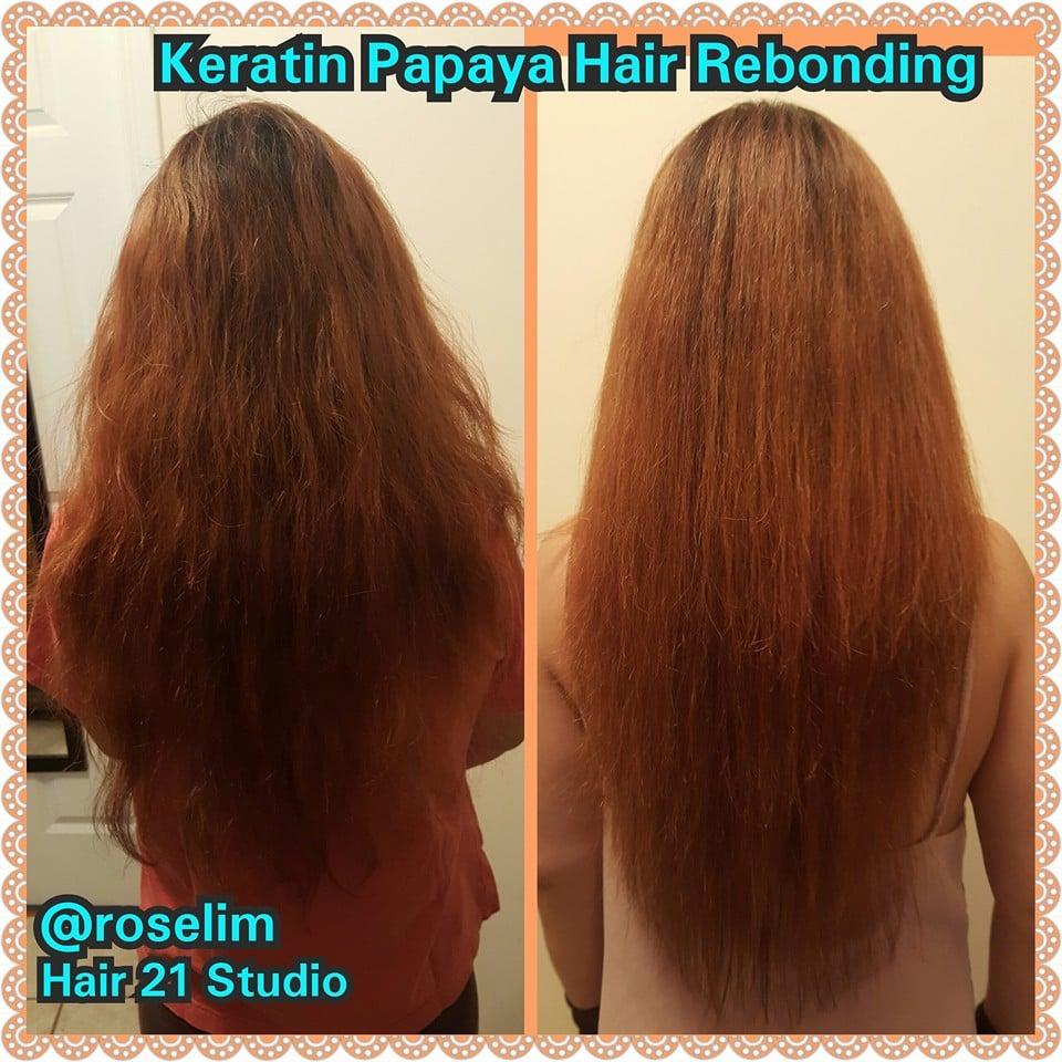 Papaya Hair Color Topsimages