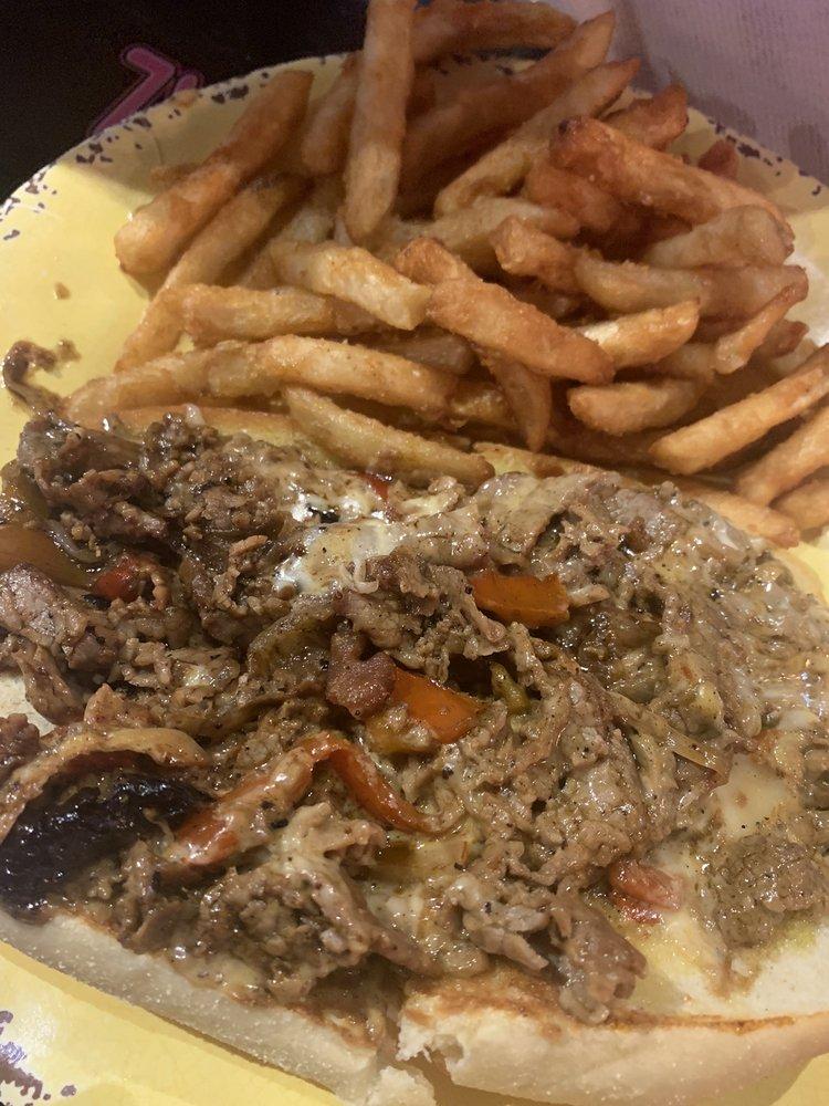 Friends Winder Grill: 35 N Broad St, Winder, GA