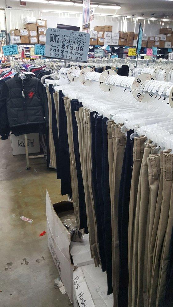 T-Shirts Warehouse: 3162 Peck Rd, El Monte, CA