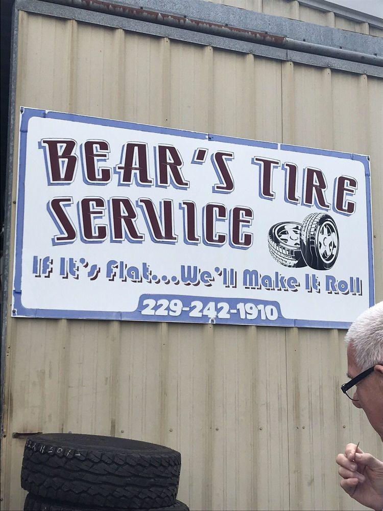 Bear's Tire Service: 2600 US Hwy 41 S, Valdosta, GA