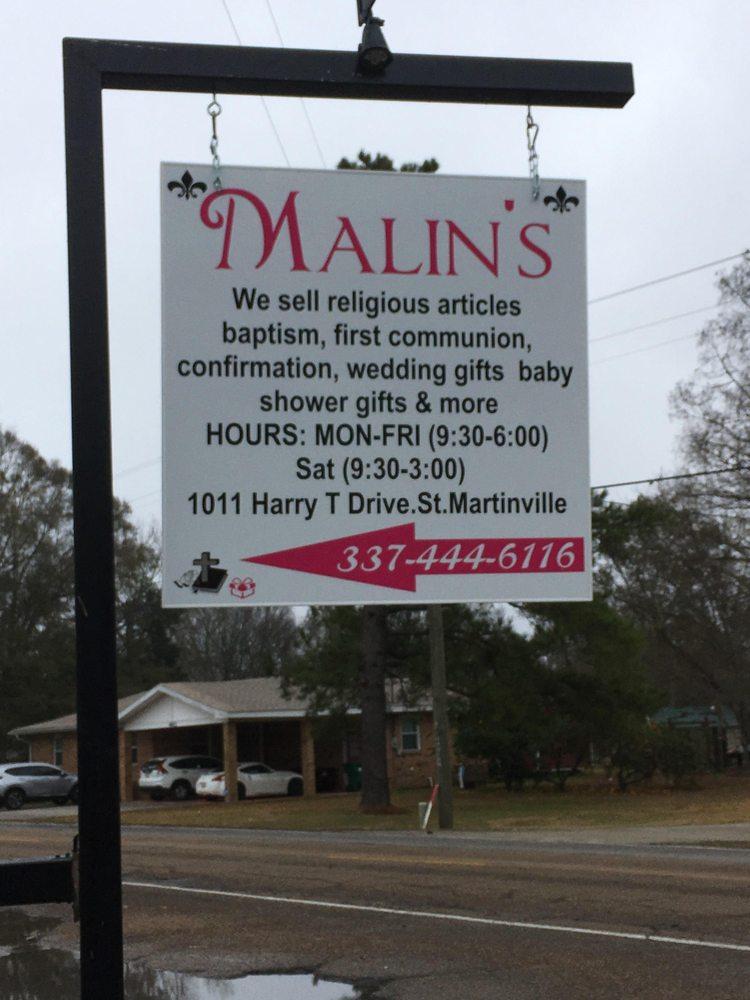 Malin's Boutique - Spiritual Shop - 1011 Harry T Dr, Saint