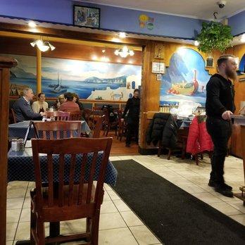 Photo Of Greek Corner Restaurant Cambridge Ma United States
