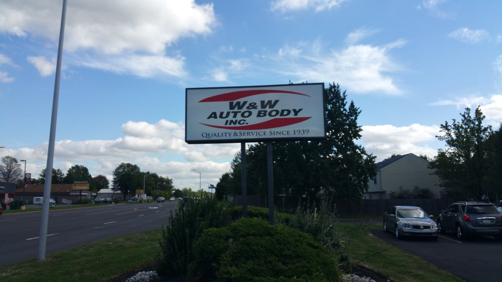 W&W Auto Body: 550 S Oxford Valley Rd, Fairless Hills, PA