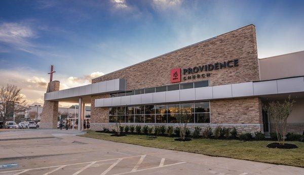 Providence Church of Texas - Reformed Baptist Church