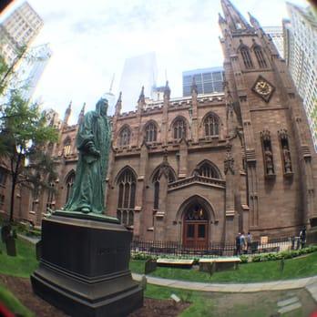Trinity Church Wall Street 520 Photos Amp 92 Reviews