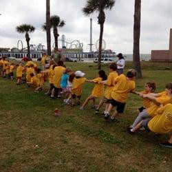 Photo of Satori School - Galveston, TX, United States. Field day, Island