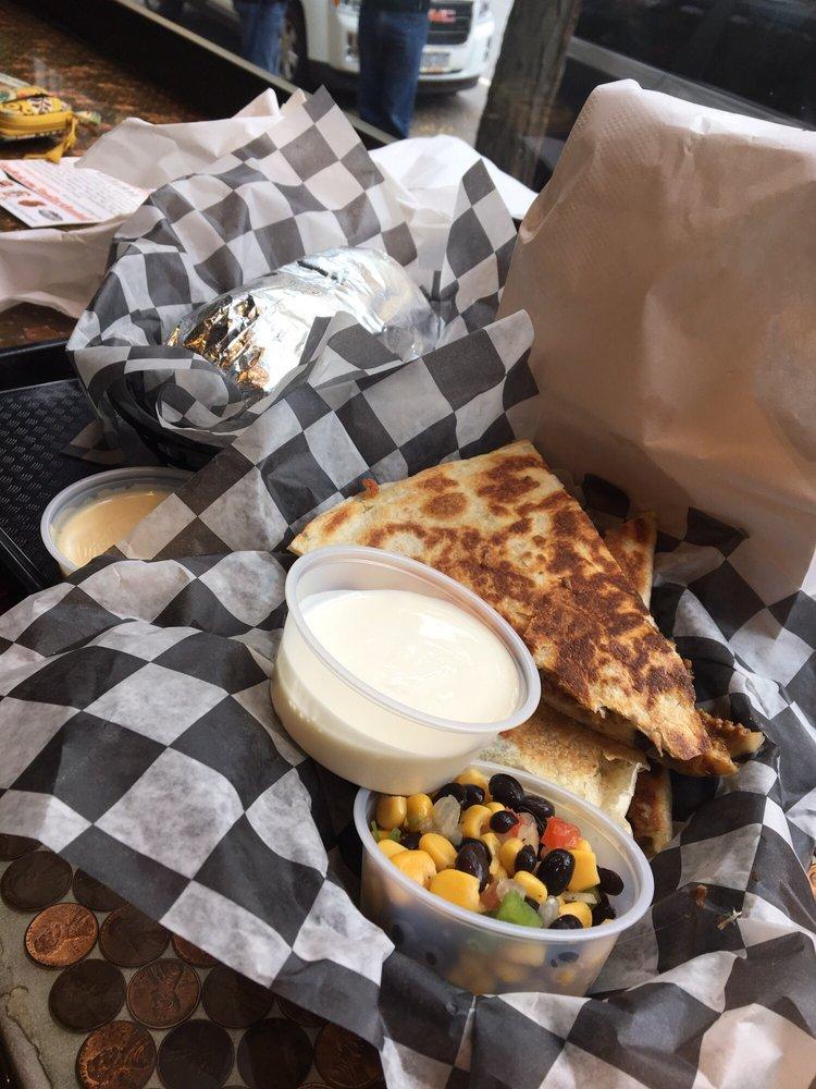 Little Boomers' Burrito Bar: 30 W Market St, Corning, NY