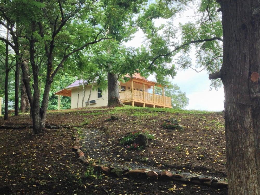 Byrd's Branch Campground: 225 Martin Byrd Rd, Elkin, NC