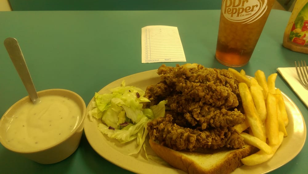 Buddy's Drive In: 106 E Broadway St, Andrews, TX