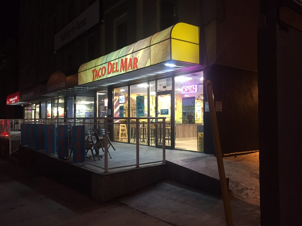 Taco Del Mar Vernon - 24 St # , Vernon, British Columbia V1T 9T4 - Rated based on Reviews