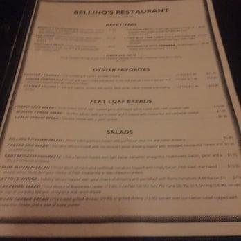 Bellino S Restaurant Alexandria La