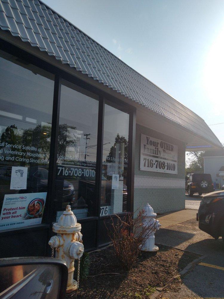 Lakeside Veterinary Medicine: 976 Fairmount Ave, Jamestown, NY