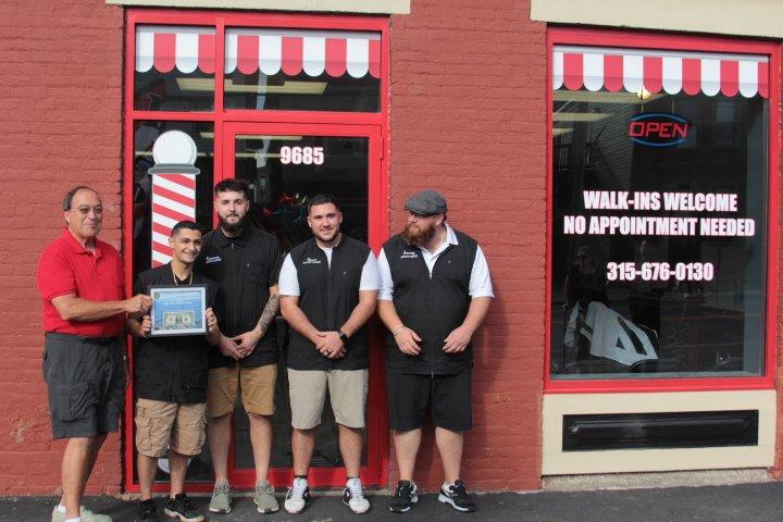 Big City Barber Shop: 8338 Brewerton Rd, Cicero, NY