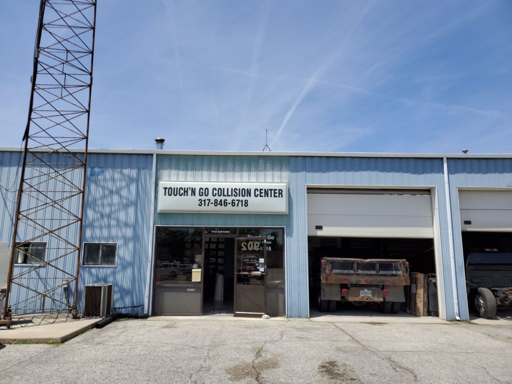 Touch N Go Collision Center: 902 3rd Ave SW, Carmel, IN