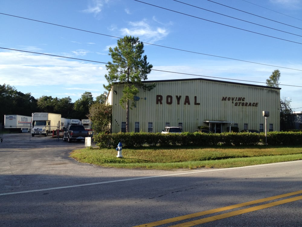 Royal Moving Amp Storage Movers 6810 Old Cheney Hwy