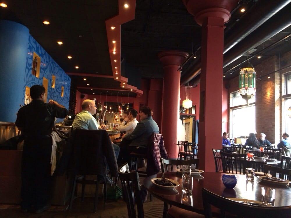 Photo Of Saffron Restaurant Lounge Minneapolis Mn United States