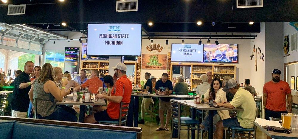 The Tiki Tavern: 201 Main St, Safety Harbor, FL
