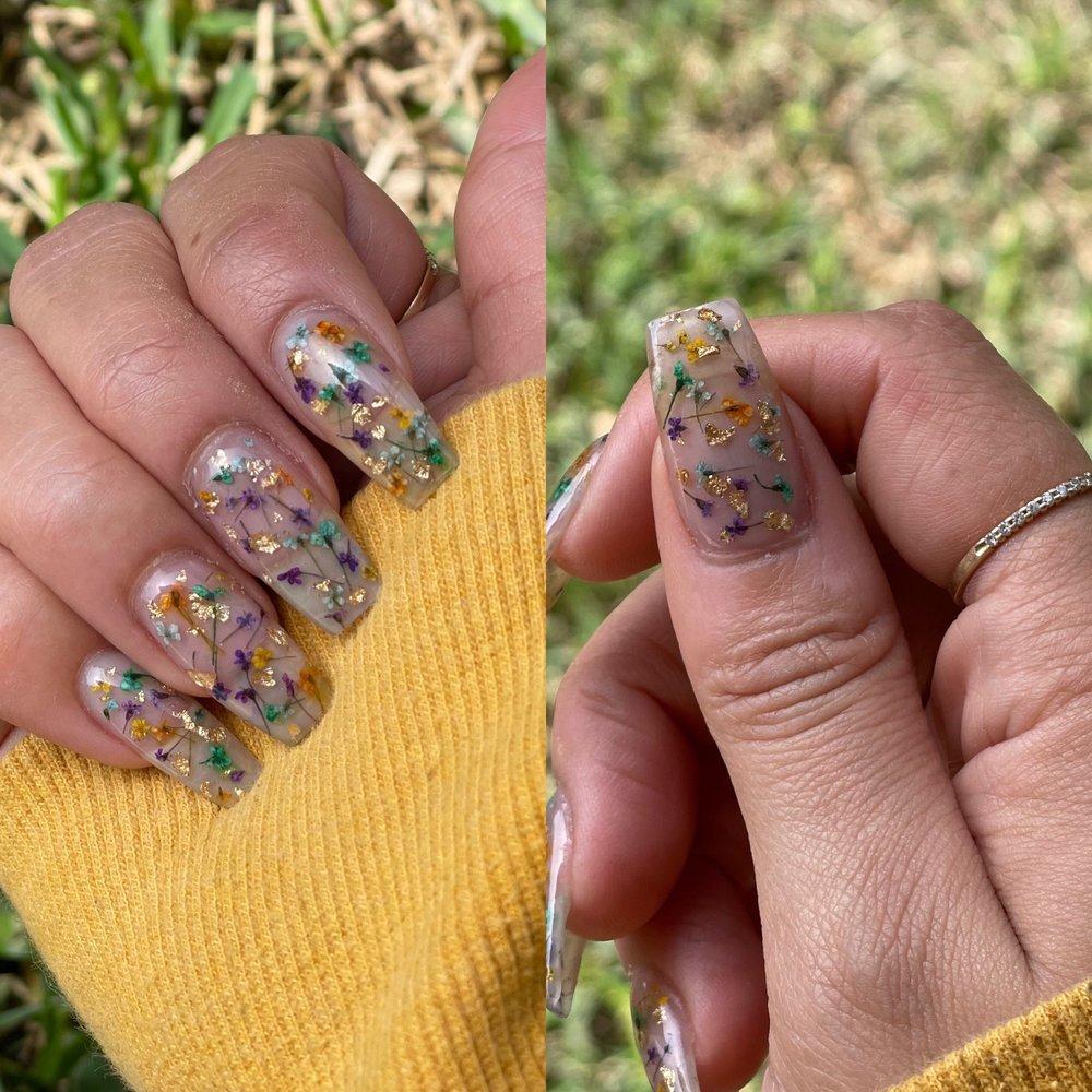 SC Nails & Spa: 14430 Fm 2100 Rd, Crosby, TX