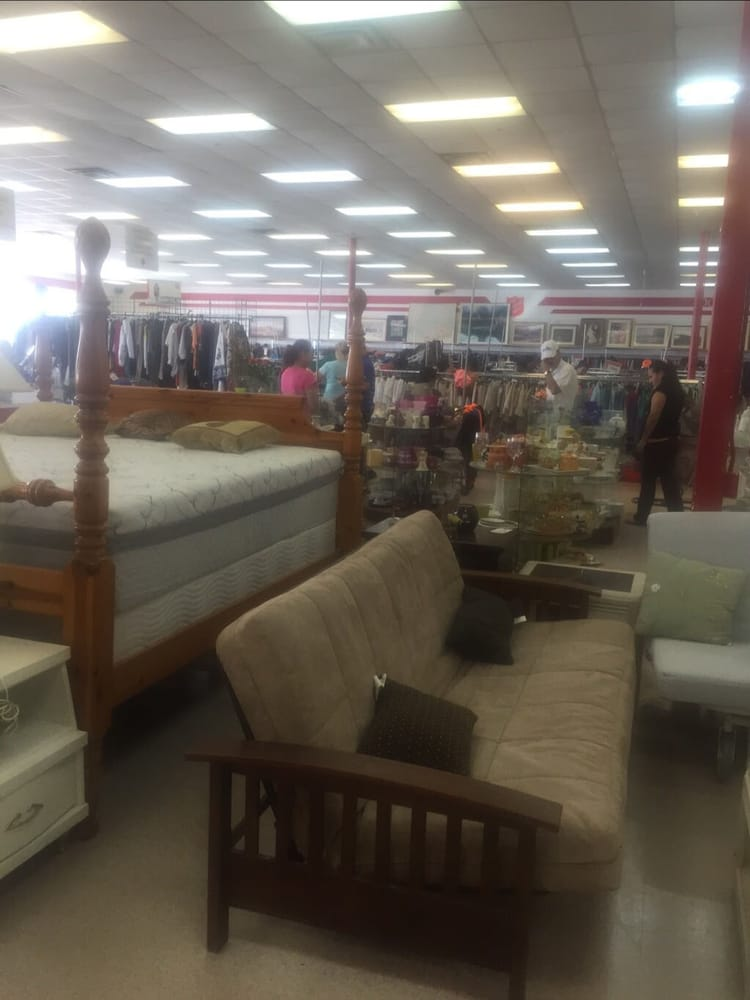 Salvation Army Thrift Stores 3955 W Colonial Dr John