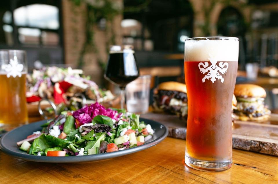 Heavenly Goat Brewing: 7321 Heritage Square Dr, Granger, IN