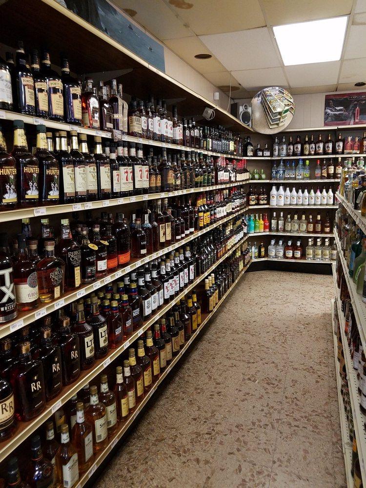 Jewett Liquor: 2221 N Main St, Jewett, TX