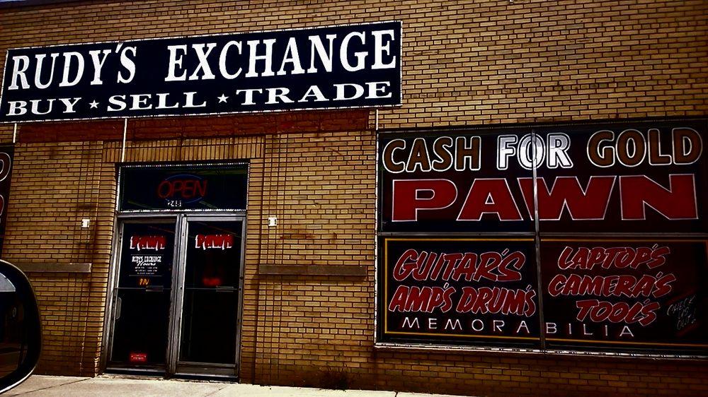 Rudy's Exchange