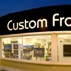 Four Corners Custom Framing logo