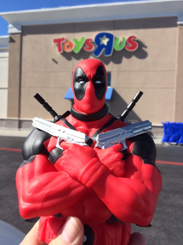 Deadpool Bank Yelp