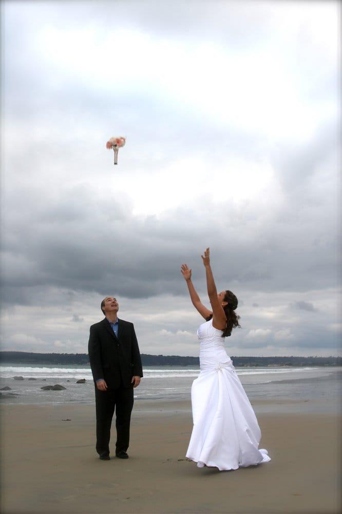 San Diego Beach Wedding Eloping Destination Weddings San Diego