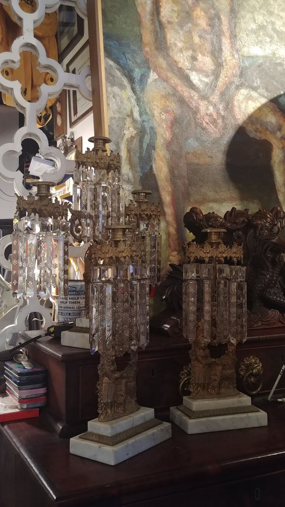 Dark Horse Antiques: 1162 Washington St, Dorchester Center, MA