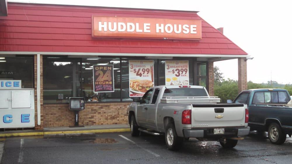 Huddle House: 5220 Hwy 96, Rt. 1 Hwy 96 & I-16, Jeffersonville, GA