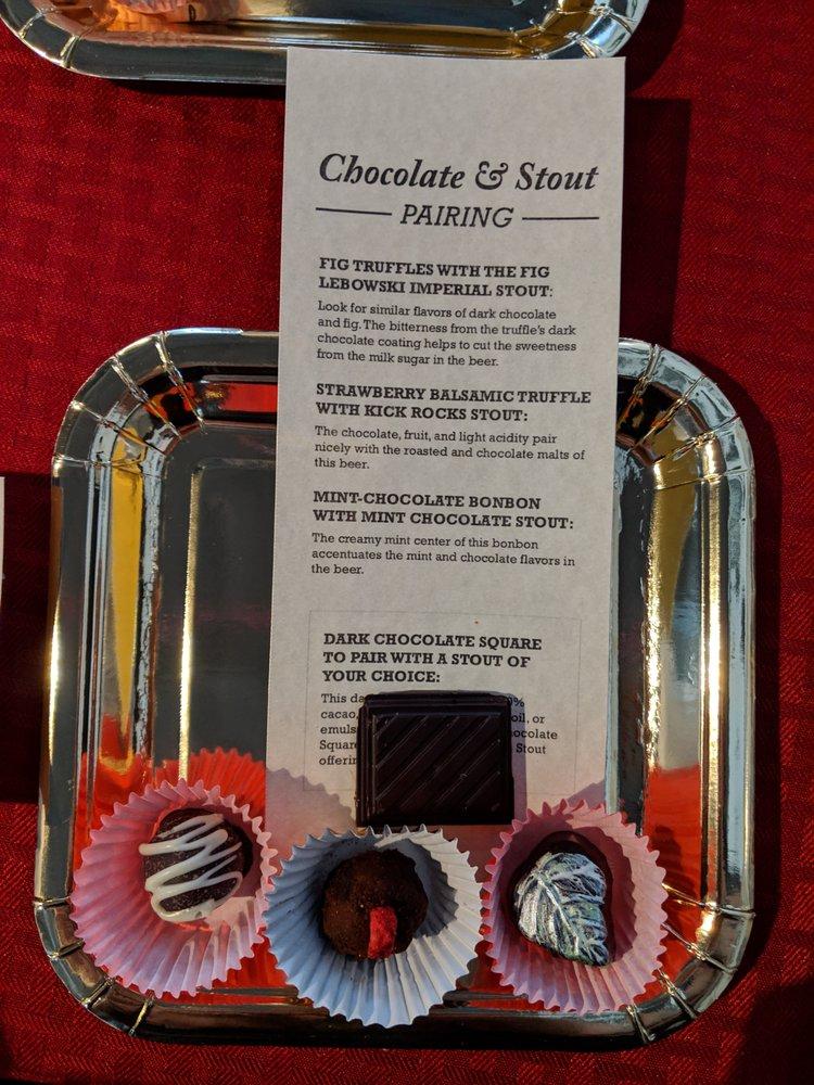 Veritas Artizen Chocolate: 1602 Village Market Blvd SE, Purcellville, VA