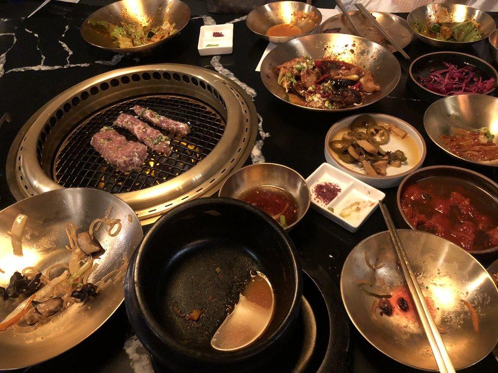 MUN Korean Steakhouse