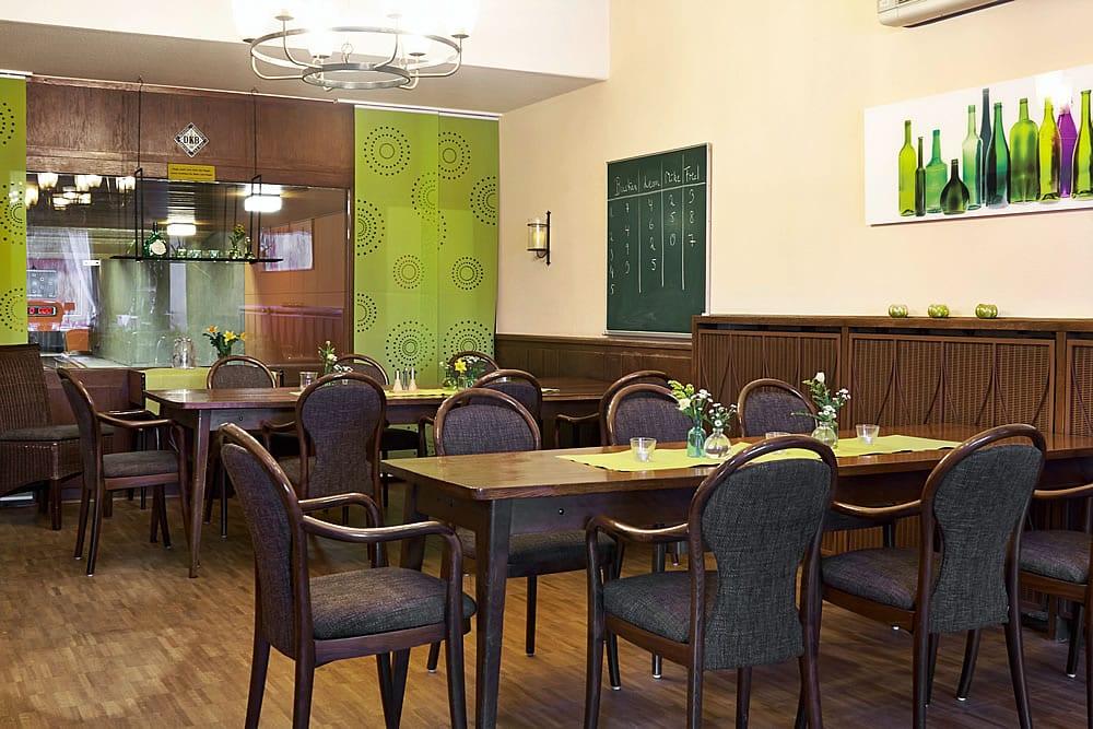restaurant bartsch cucina tedesca viktoriastr 54 bielefeld nordrhein westfalen germania. Black Bedroom Furniture Sets. Home Design Ideas